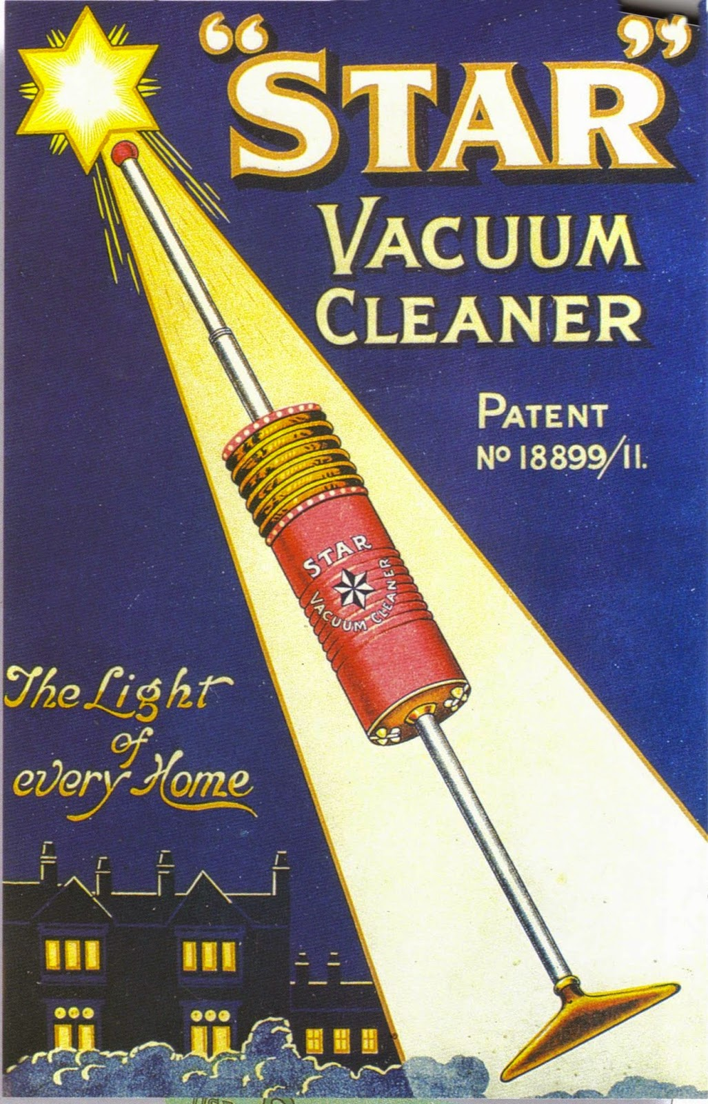 1910 Star Vacuum Cleaner