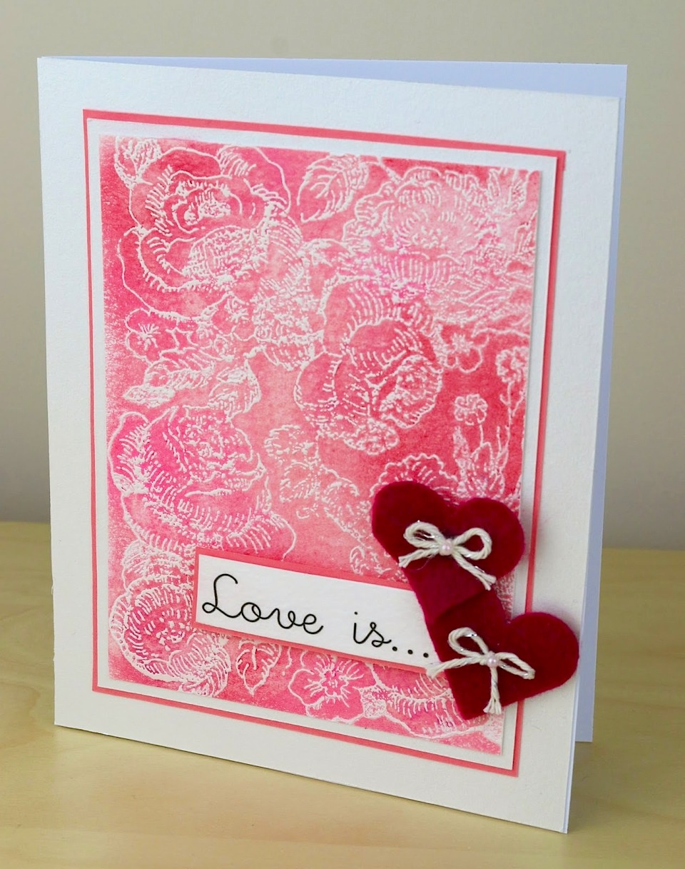 SRM Stickers Blog - Love Is… by Cathy A.  - #card #love #shimmertwine #stickers #wedding #anniversary