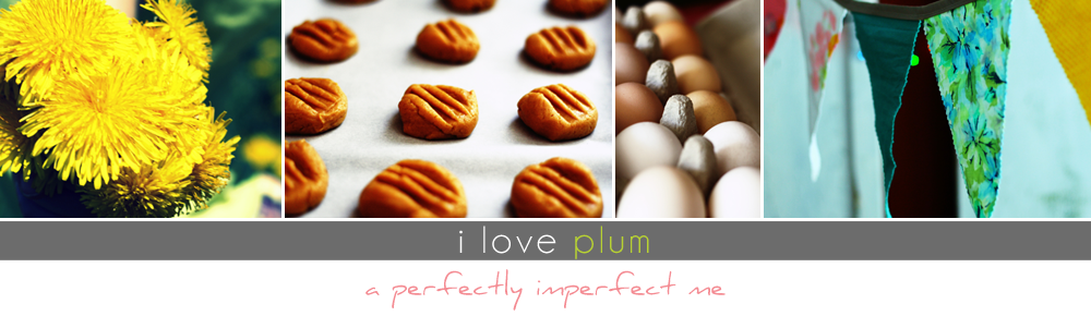 i love plum