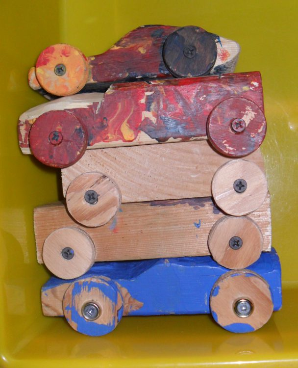 Wooden Toys For Boys : Sew many dreams handmade toys for boys wooden cars