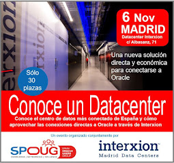 6 Nov - Visita a Datacenter Interxion