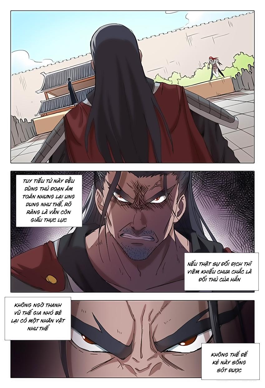 Vạn Giới Tiên Tung Chap 75 - Trang 3