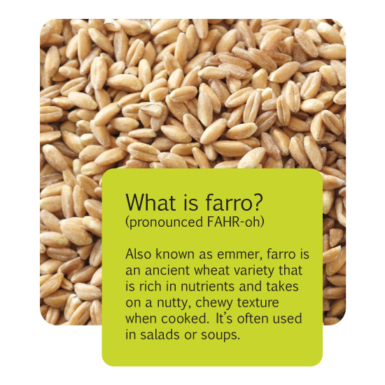 Tracy Reifkind S Training Food And Thought Farro