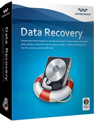 Wondershare Data Recovery 6.0.1.9 poster box cover