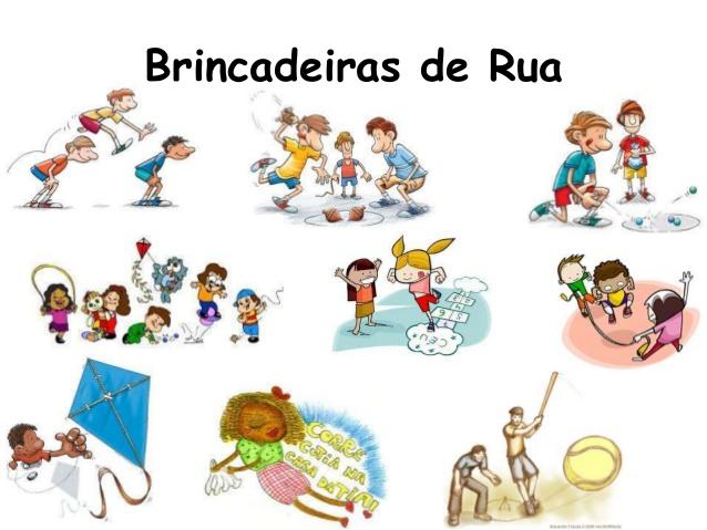 Well-known Professora Leila: Brincadeiras Antigas RJ04