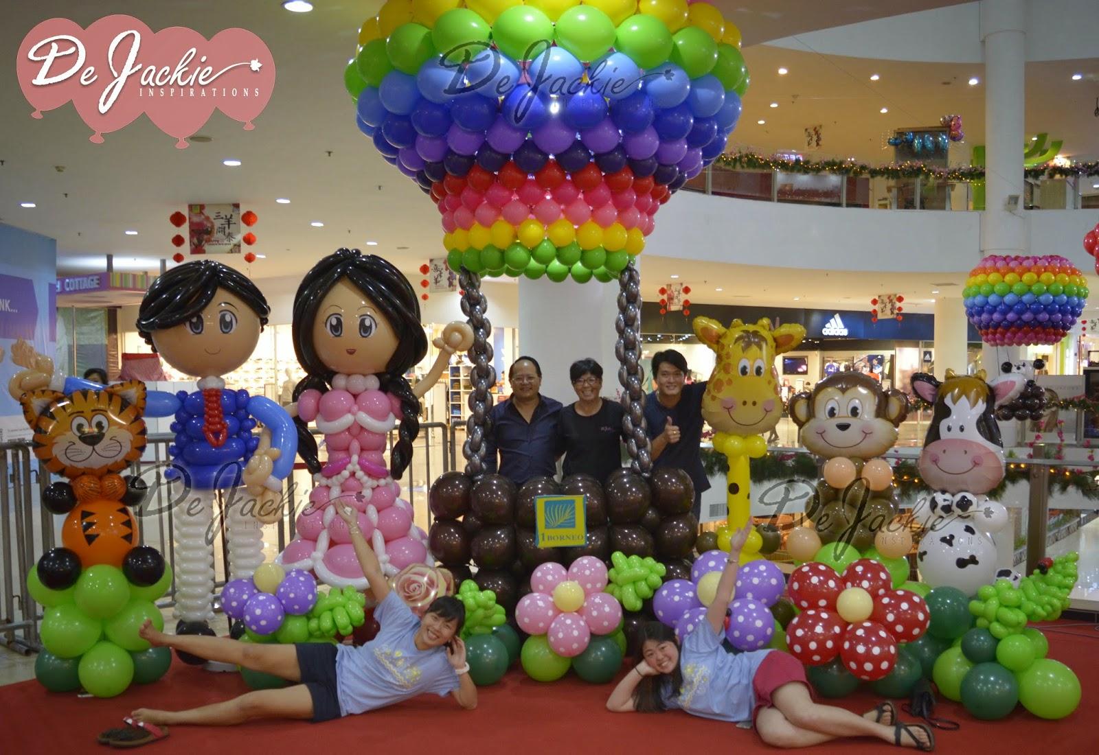 Balloon decorations for weddings birthday parties for Balloon decoration companies