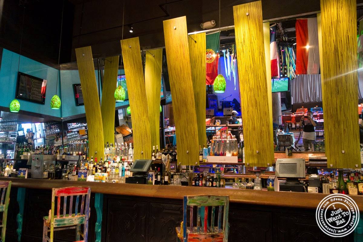 image of bar at Sounds Of Brazil SOB's in NY, New York