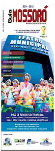 Guia Turístico Mossoró 2014/2015