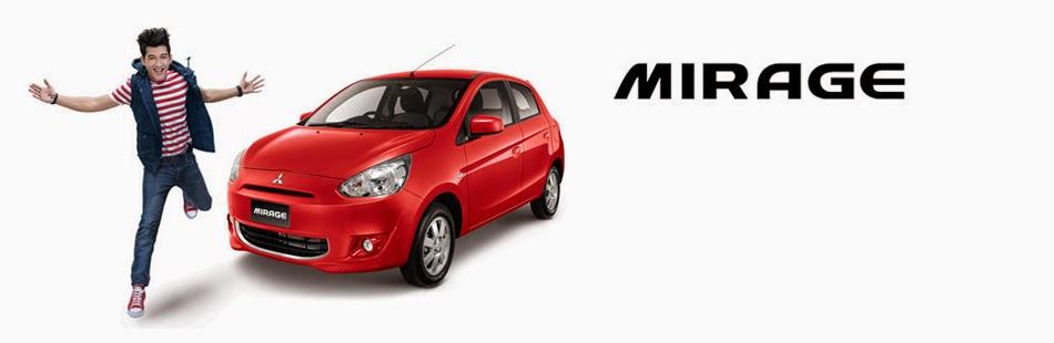 Mitsubishi Mirage GLS