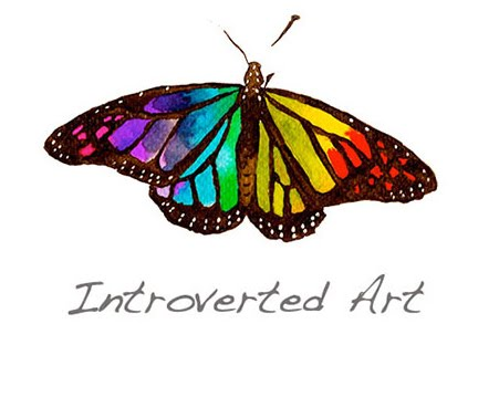 . introverted art .