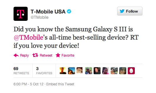 t-mobile best galaxy s3