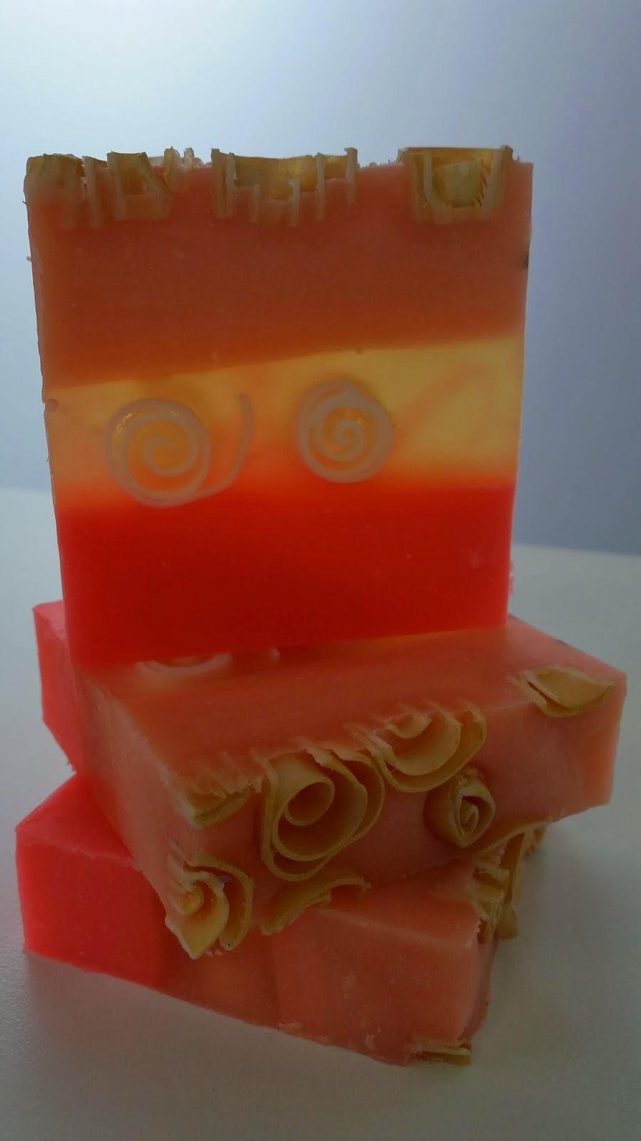 Jabón de Lino en Capas - La Despensa del Jabón
