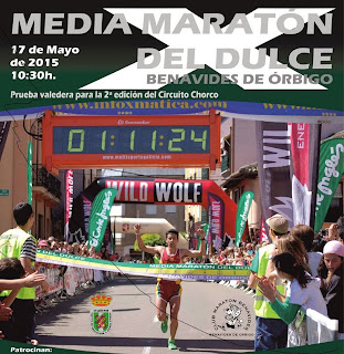 media maraton benavides
