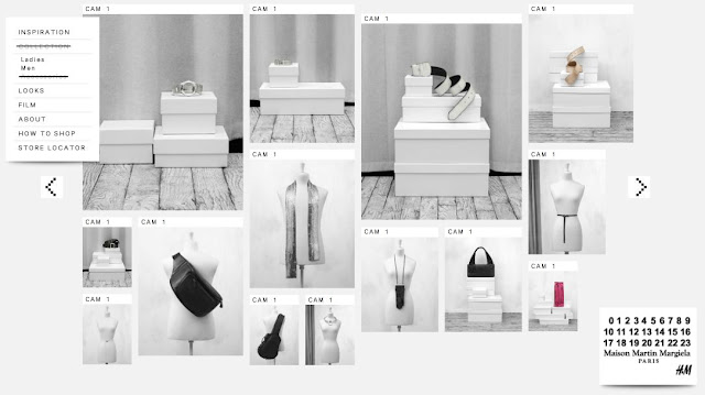 Maison Martin Margiela launch promo collection