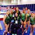 Em Toronto, Brasil fica com o bronze na final por equipes feminina