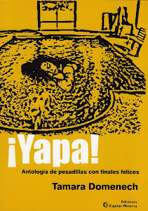 ¡Yapa! Antología de pesadillas con finales felices. Capitán Minerva. 2008.
