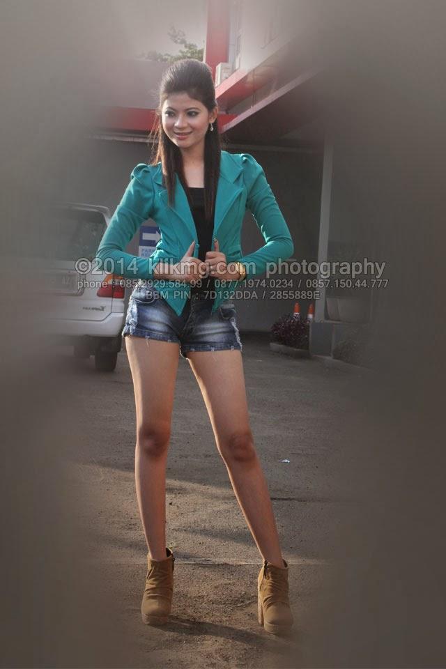 Gadis Model Seksi Casual yang Full Sensual [ dari Arena Hunting Silaturahmi KPAC Cilacap  ] :: Foto oleh : KLIKMG Fotografer Indonesia