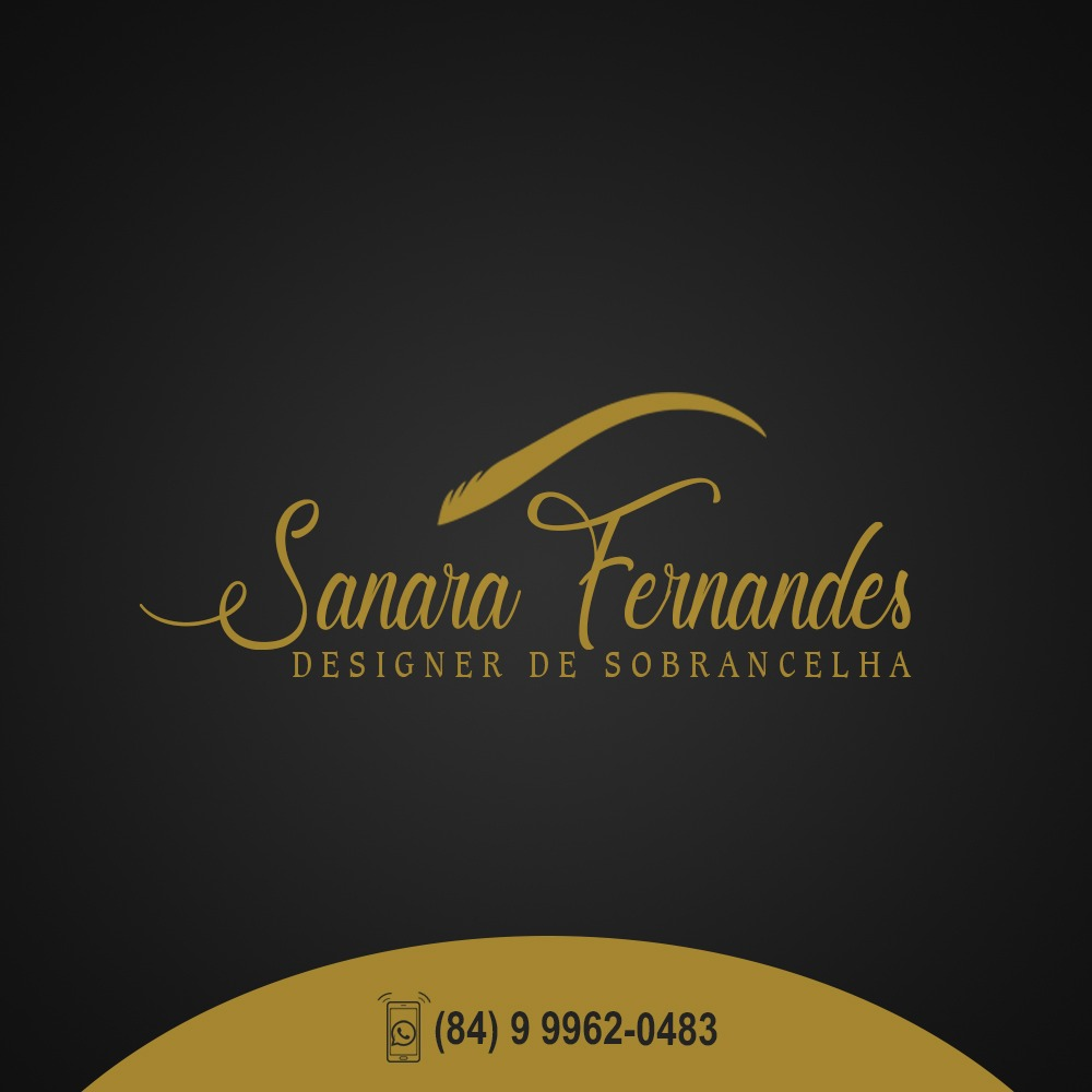 Sanara Fernandes Designer De Sobrancelhas