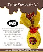 Promo Pascuas 2013 - Huevo de Pascuas Bon o Bon musso diaz placa pascuas
