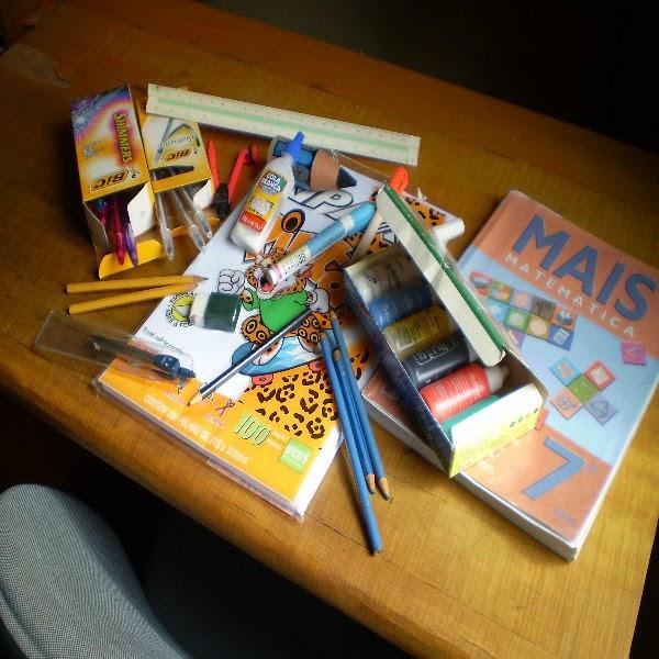 Dicas do Procon-SP para compra da lista de material escolar no início de cada ano.
