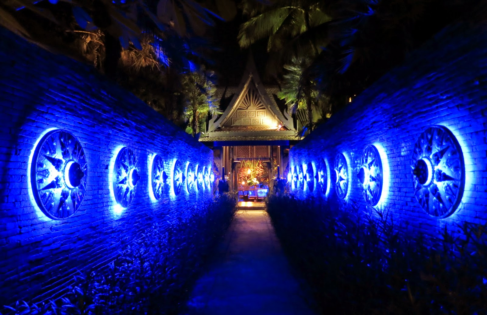 foodicles black ginger at the indigo pearl phuket resort. Black Bedroom Furniture Sets. Home Design Ideas