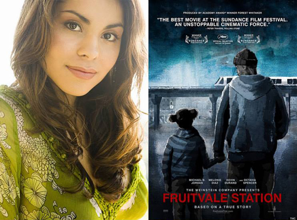 Bianca Rodriguez - Fruitvale Station - Cast Images
