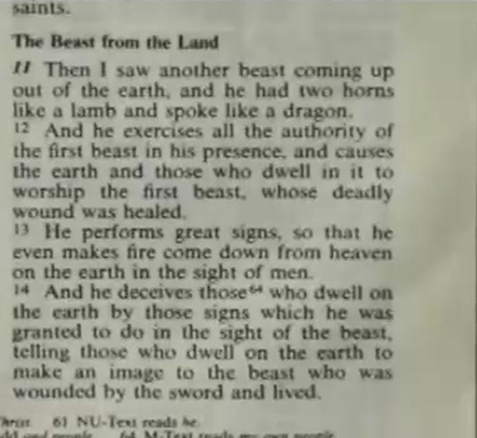 Christianity vs. Islam; Bible vs. Koran | VFN Torch