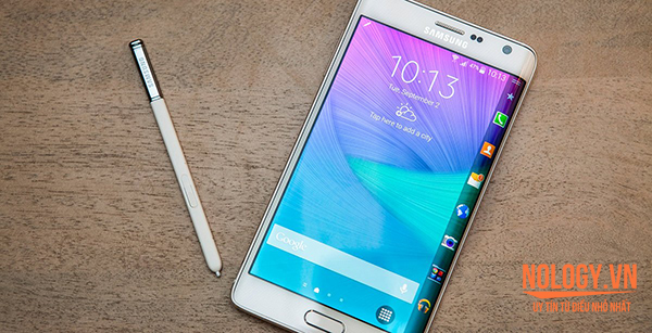 So sánh Galaxy Note Edge Docomo và iphone 6 plus lock