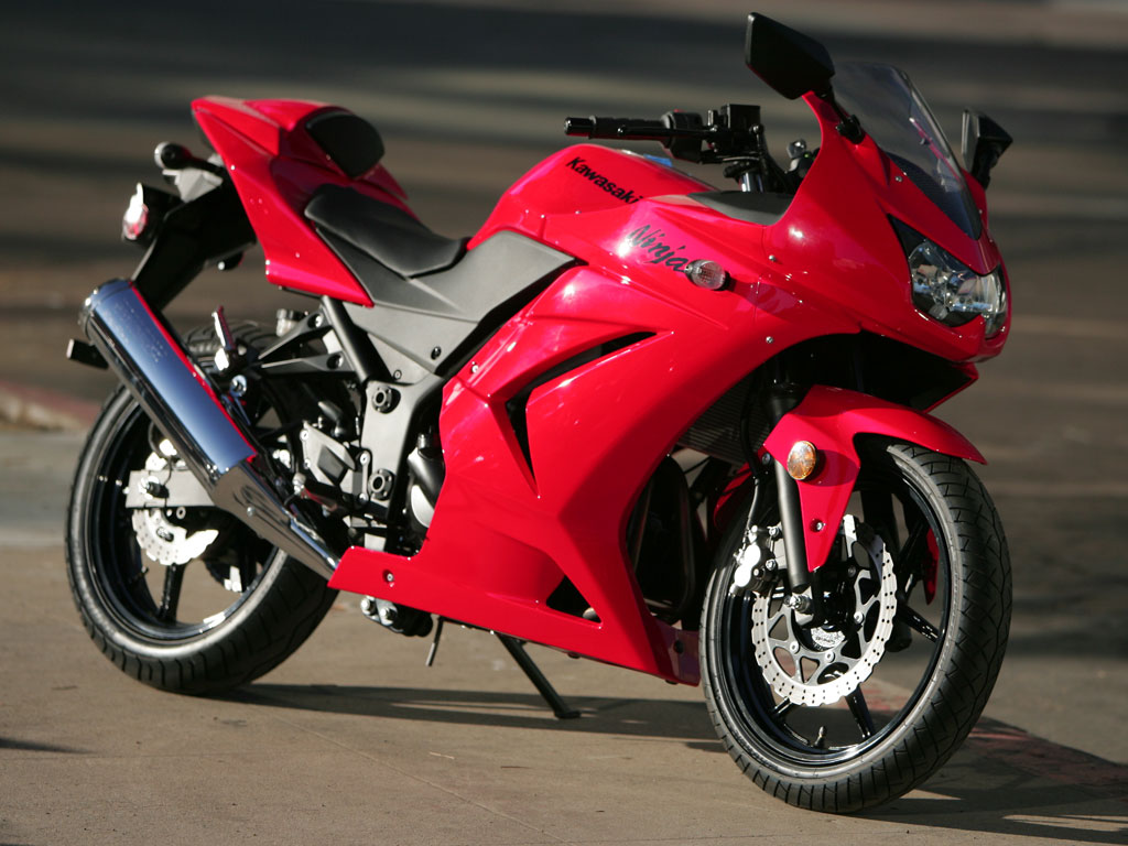 kawasaki ninja 250r   Bike Special