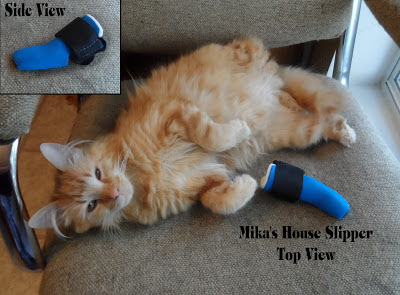 Mika's House Slipper by OrthoPets