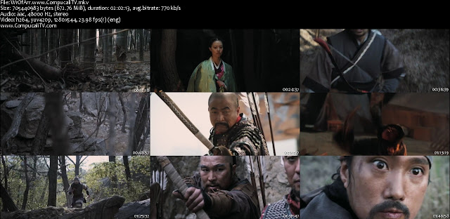 War Of The Arrows DVDRip Descargar Subtitulos Español Latino 2011 1 Link