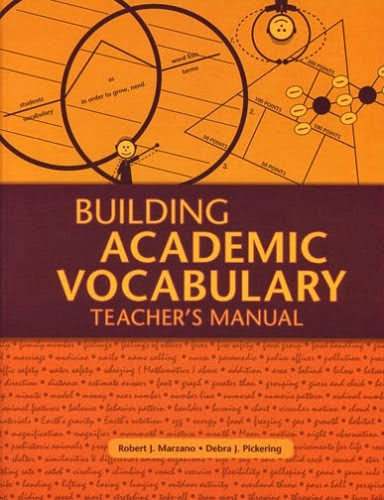http://www.amazon.com/Building-Academic-Vocabulary-Teachers-Manual/dp/1416602348/ref=sr_1_1?ie=UTF8&qid=1396197755&sr=8-1&keywords=building+academic+vocabulary