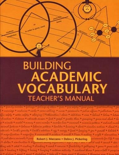 http://www.amazon.com/Building-Academic-Vocabulary-Teachers-Manual/dp/1416602348/ref=sr_1_1?ie=UTF8&qid=1396197755&sr=8-1&keywords=building+academic+vocabulary