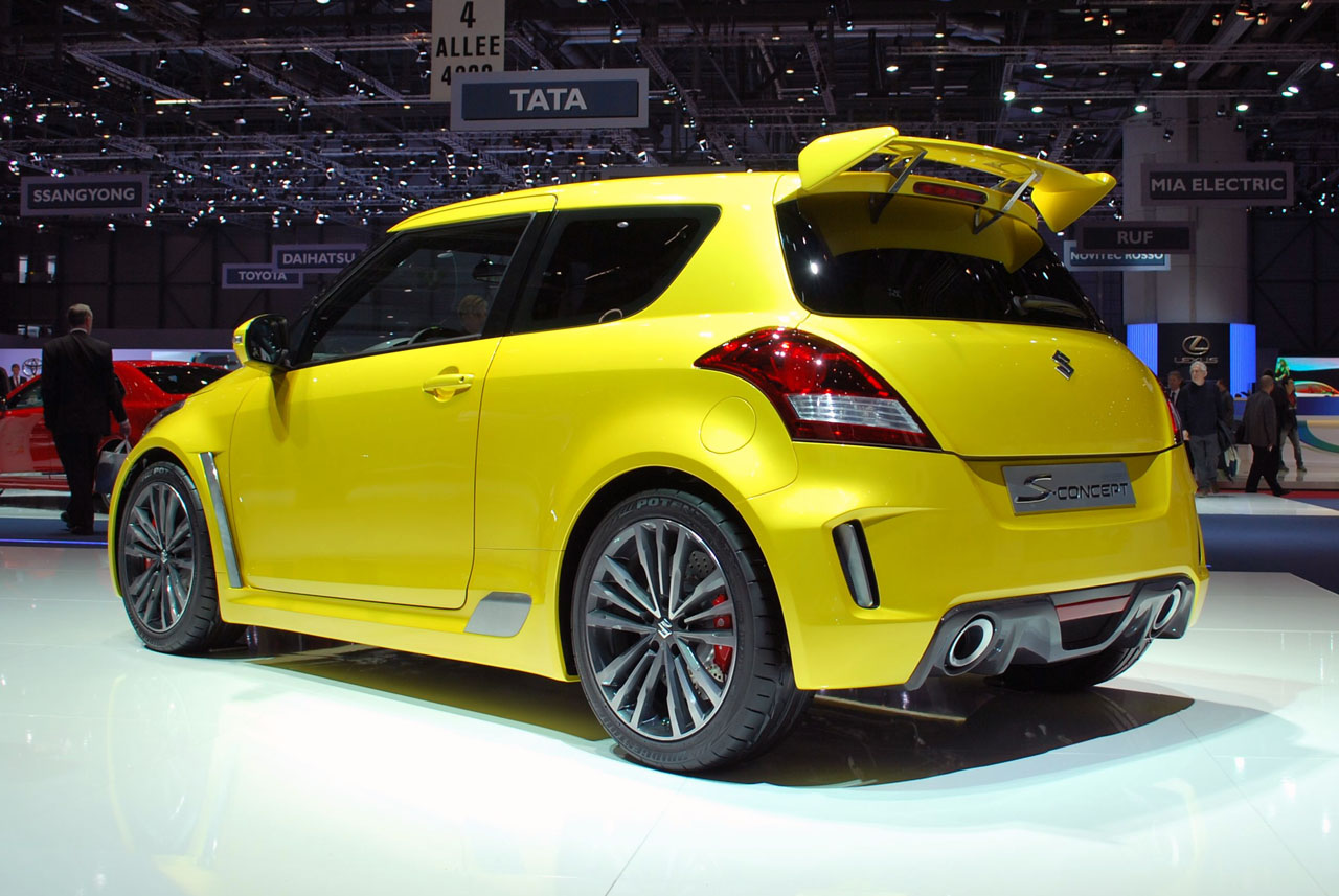 graffikill 2012 the new suzuki swift sport. Black Bedroom Furniture Sets. Home Design Ideas