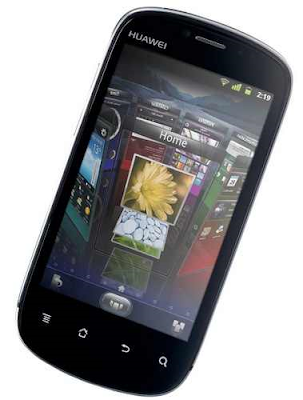 Huawei Vision Gingerbread Android Smartphone Cool & Slim with 3D User Interface