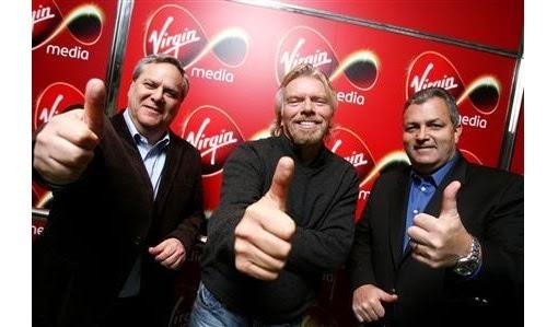 MegaWestgarth Branson Virgin Media