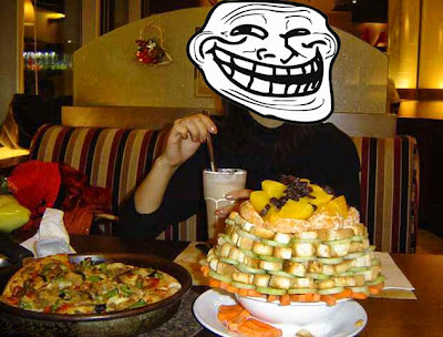 meme troll pizza hut problem