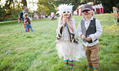 The Just So Festival is brilliant for crafty children