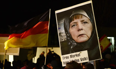 Merkel ganha quarto mandato