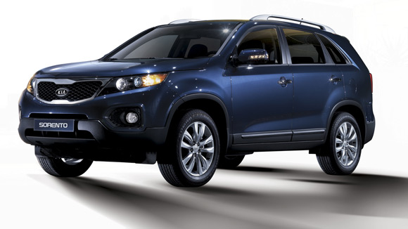 Kia offers a special version of the luxury car Sorento   Ablose5