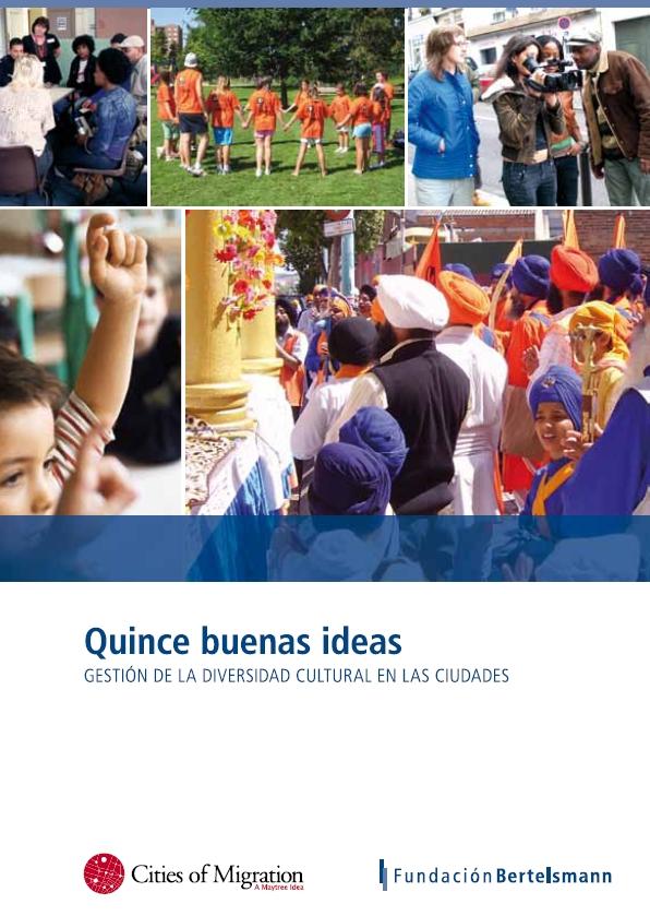 Quince buenas Ideas para la Gestión de la Diversidad en las Cidudades