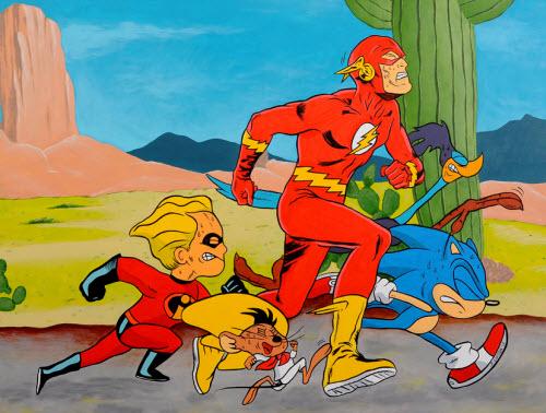 Quién es el más rápido de todos?