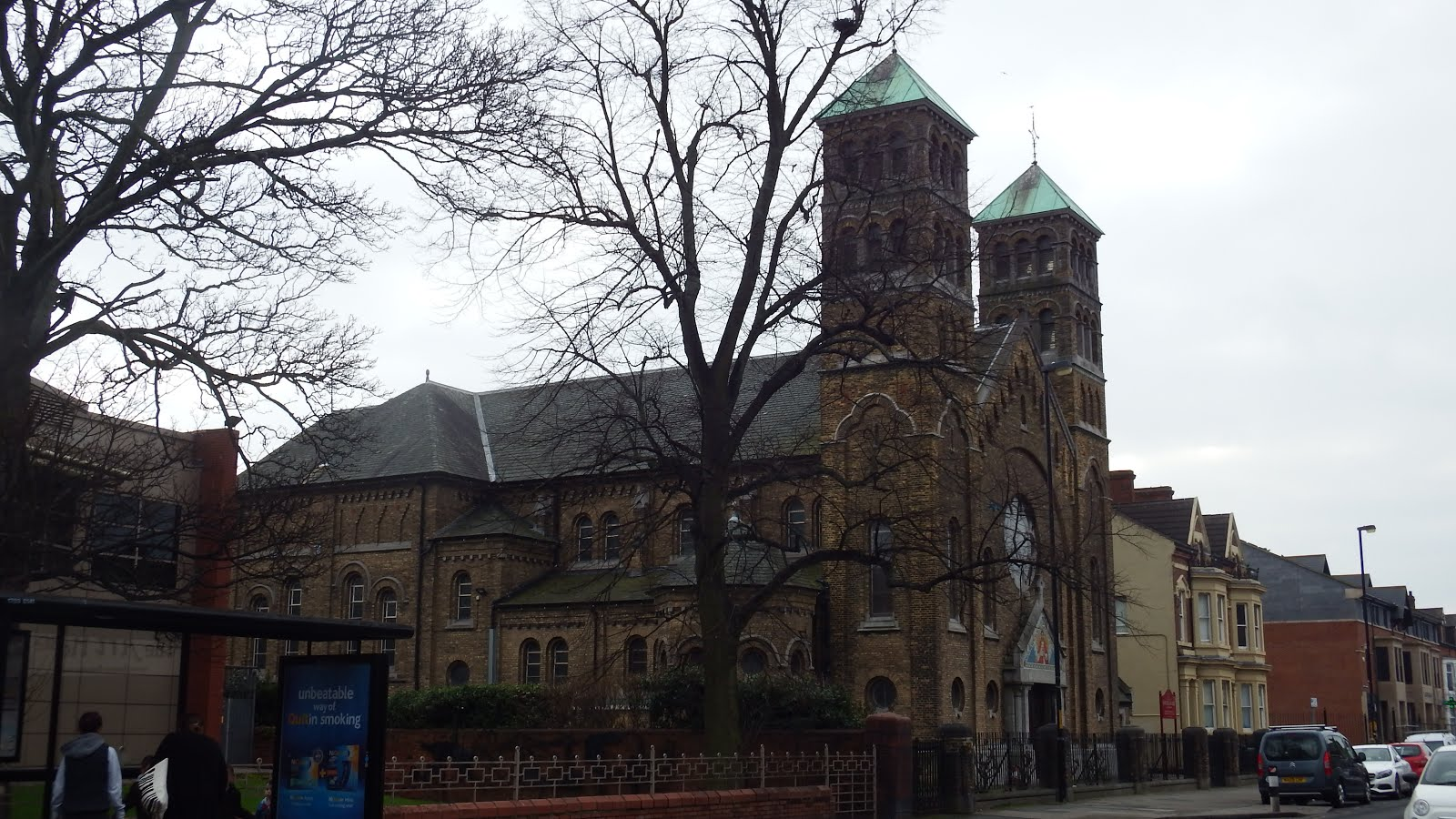 Sacred Heart Church, Middlesbrough