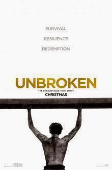 Unbroken (2015) English Movie Poster