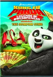 Ver Kung Fu Panda: The Scorpion Sting (2013) Online