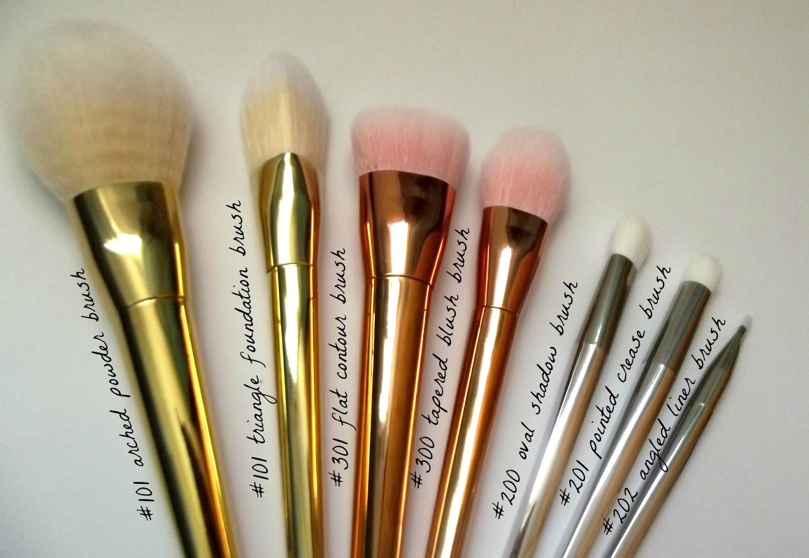 real techniques bold metals contour brush. real techniques bold metals brushes - ebay dupes contour brush