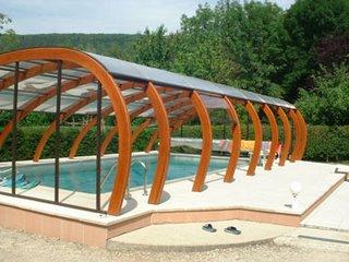 Complementos casa y jard n p rgolas para piscinas for Estructura para piscina