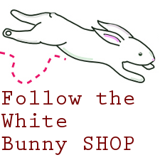 Follow the White Bunny Shop