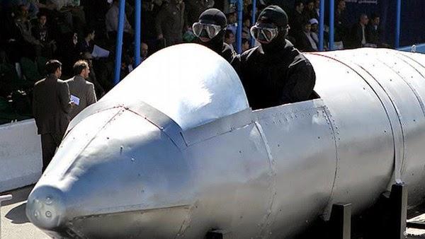 Peralatan Tempur Iran Ini Jadi Bahan Tertawaan