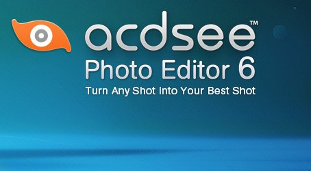 برنامج تعديل الصور والكتابه عليها ACDSee Photo Editor 6
